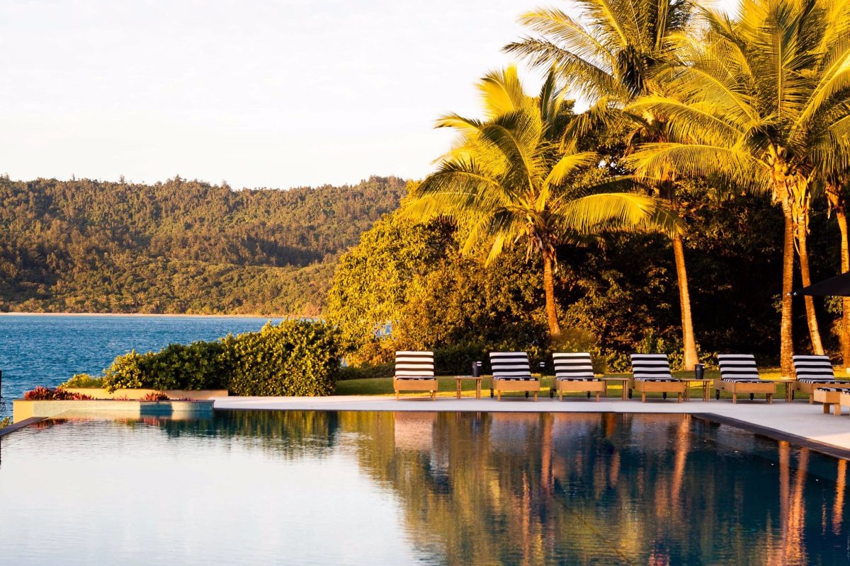 qualia resort Pebble Beach pool
