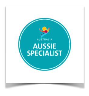 We are also a Certified  Aussie Specialist
