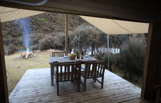 Safari Camp, Poronui