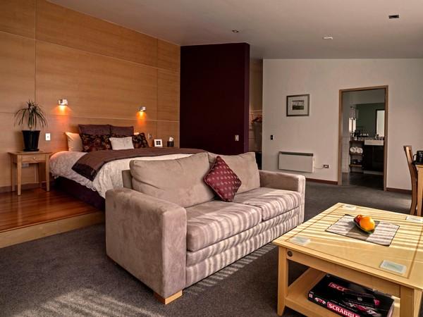 Wilderness Lodge Arthurs Pass Alpine Suite