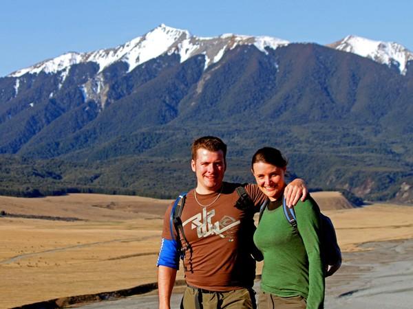 Wilderness Lodge Arthurs Pass hiking