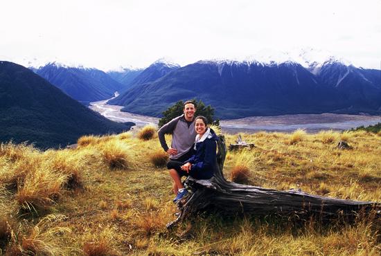 Wilderness Lodge Arthurs Pass alpine activities