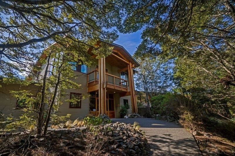 Wilderness Lodge Arthurs Pass entry
