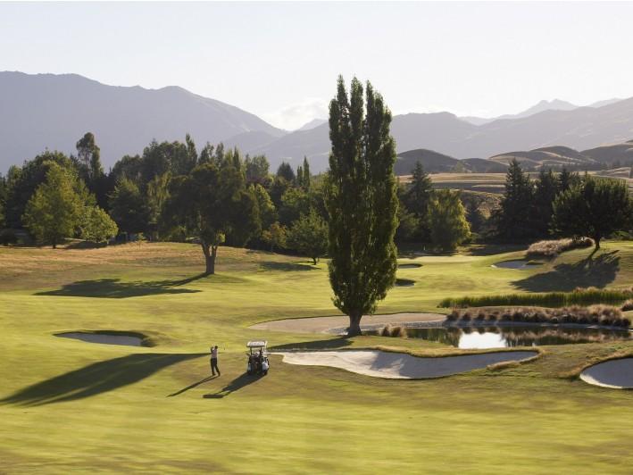 Millbrook Resort, championship golf course