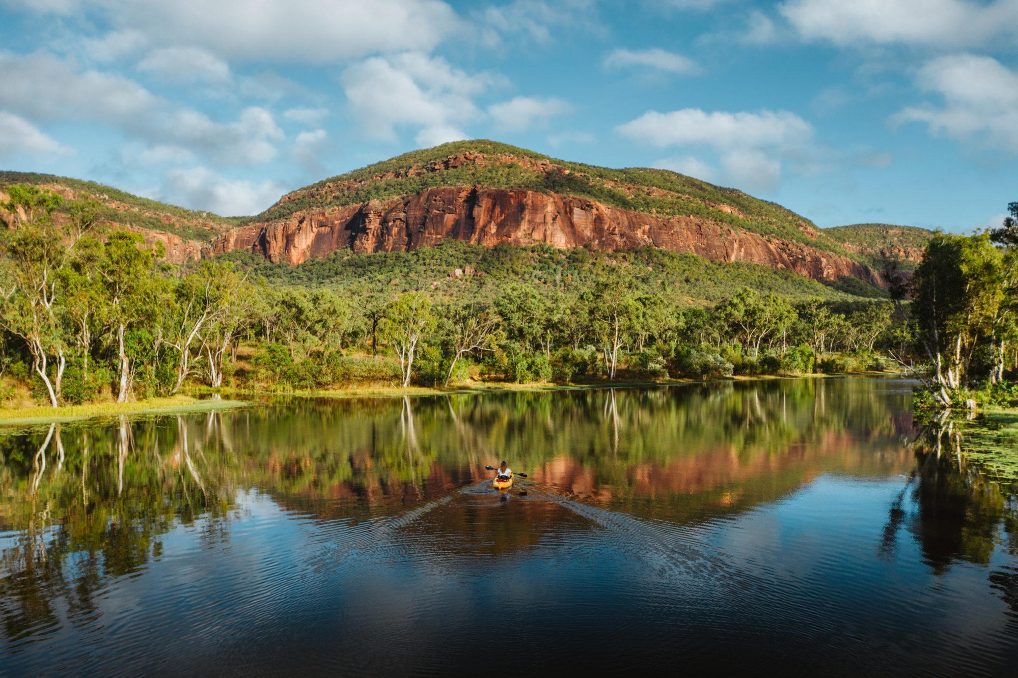 Mount Mulligan, northern Queensland