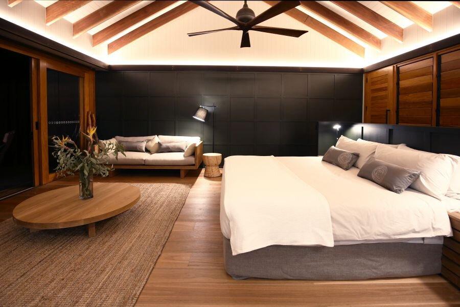 Mt Mulligan Lodge luxury rooms
