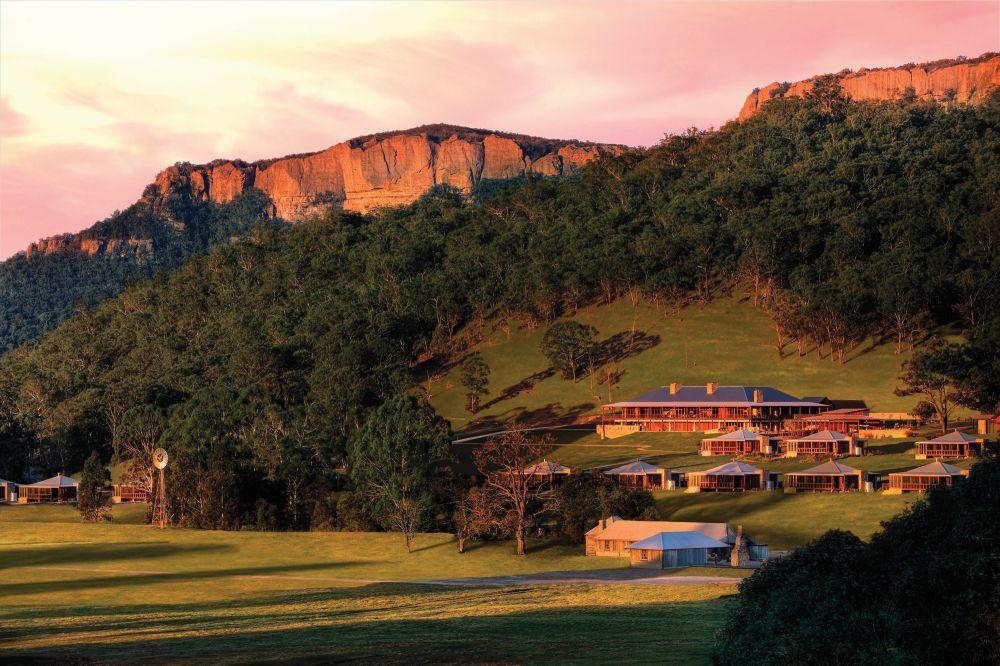 Wolgan Valley Resort, Blue Mountains