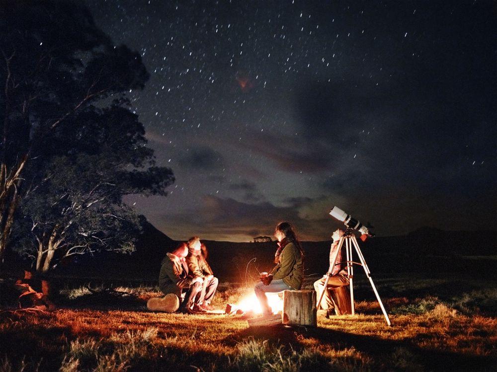 Wolgan Valley Dark Sky Watching