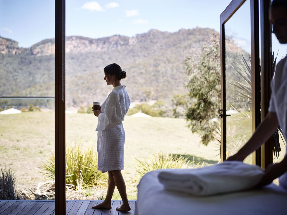 One&Only Spa Wolgan Valley