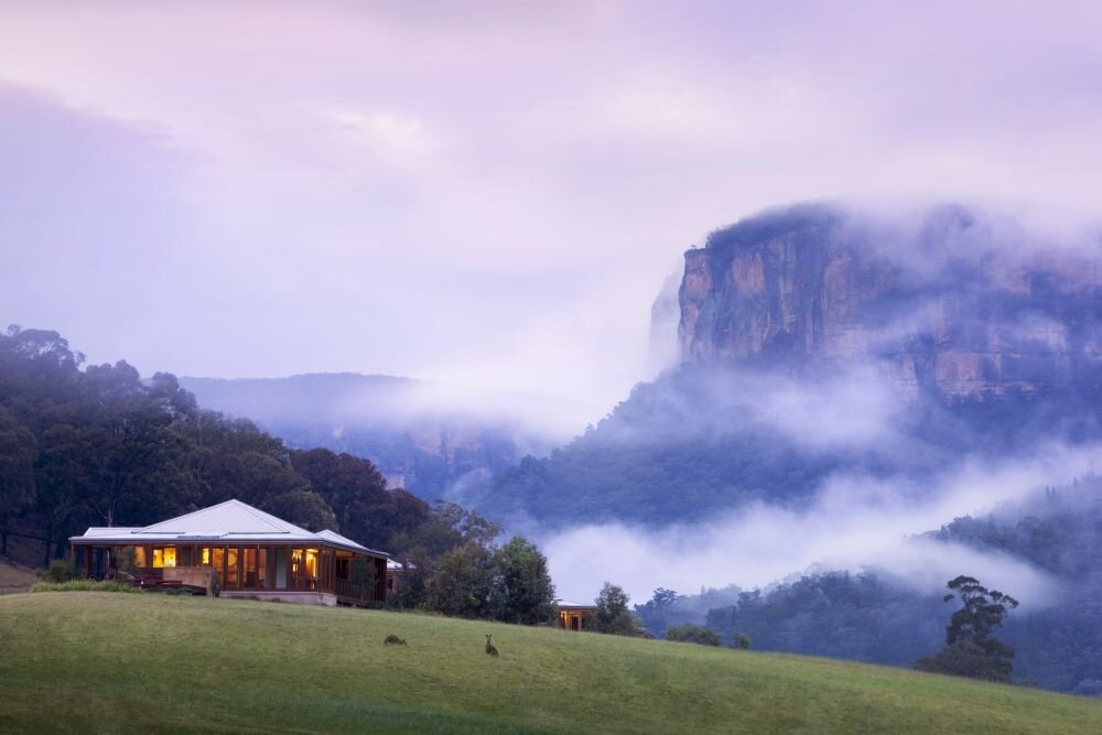 Wolgan Valley Heritage Villa