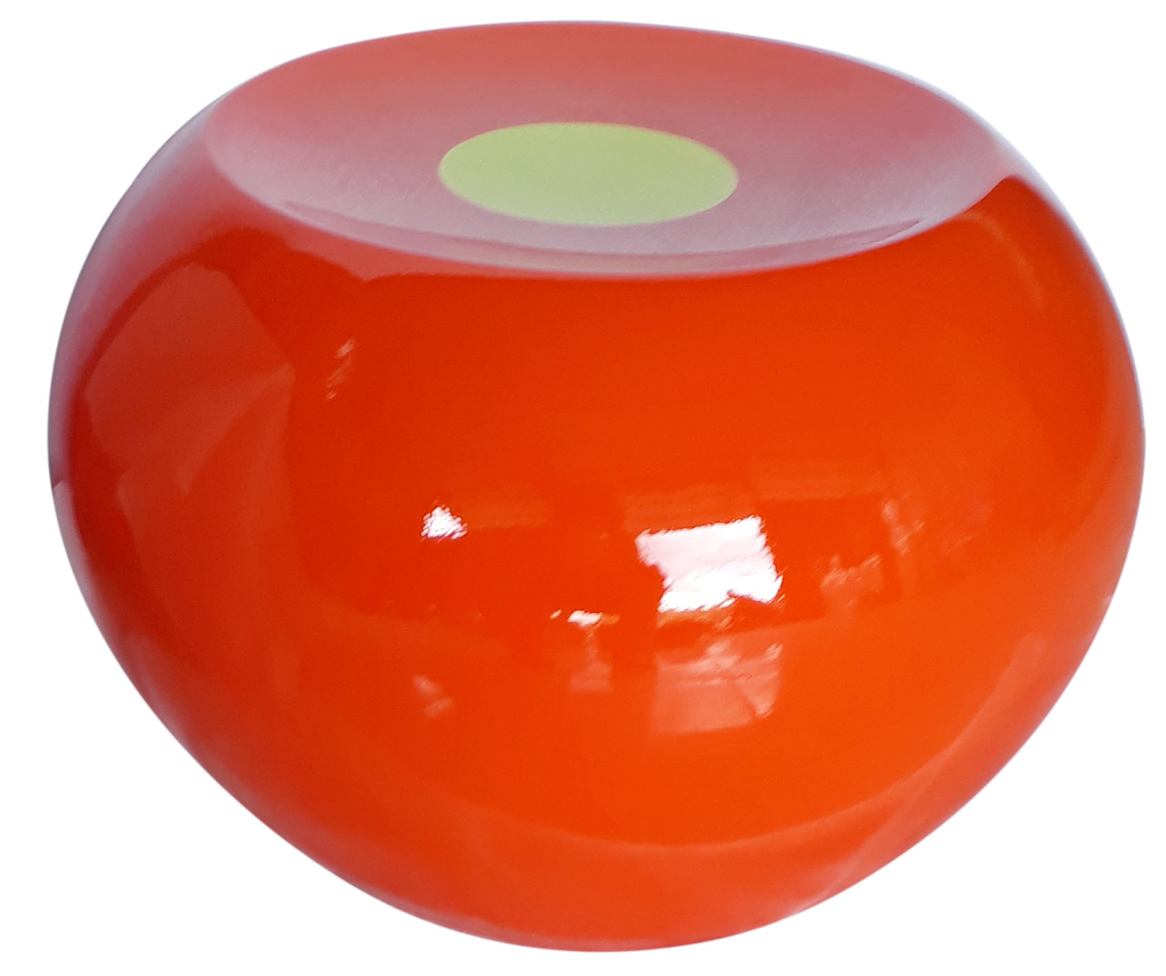 Stool-Orange & olive.jpg