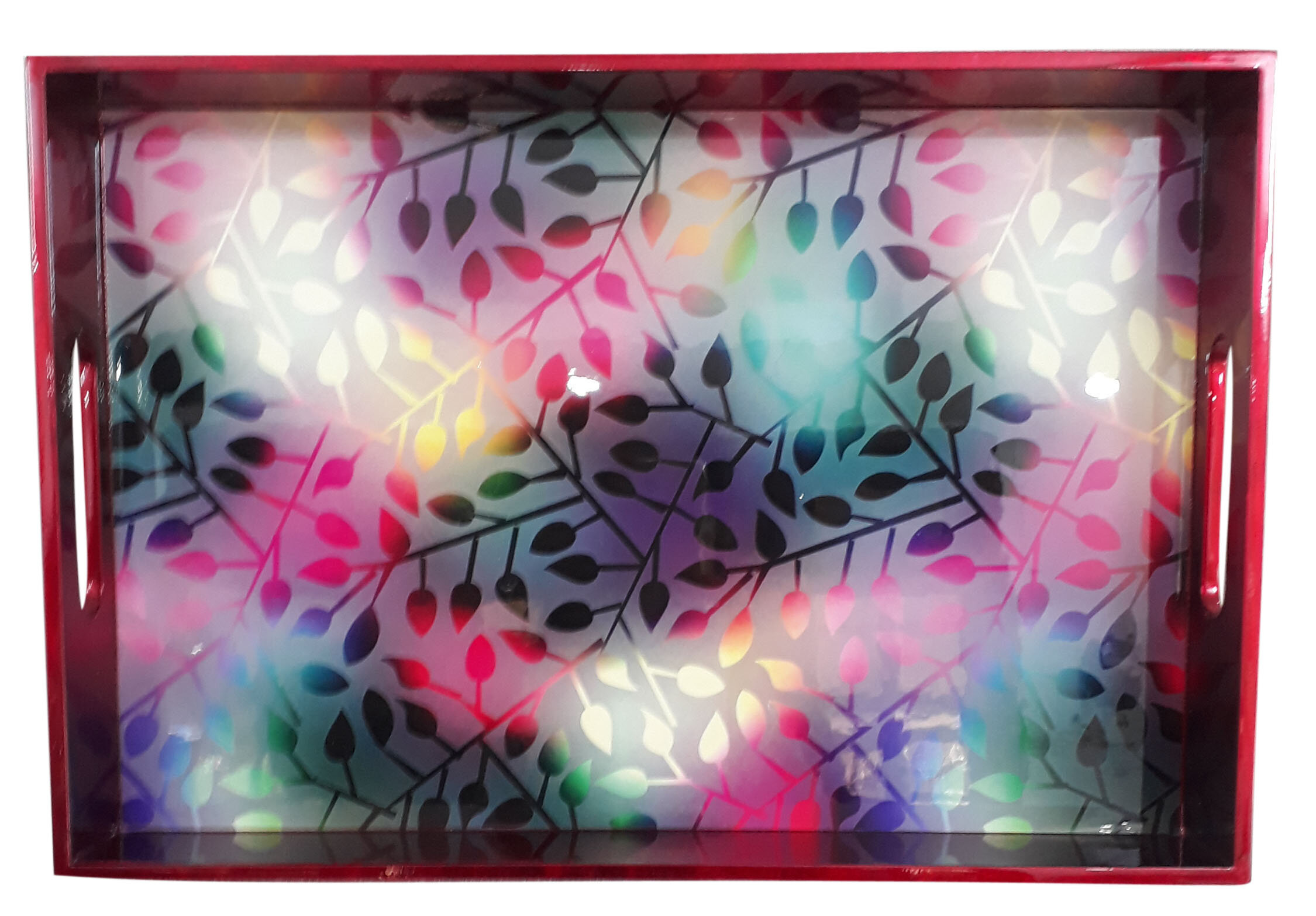 Rectg. Tray L size-Abstract Leaves.jpg
