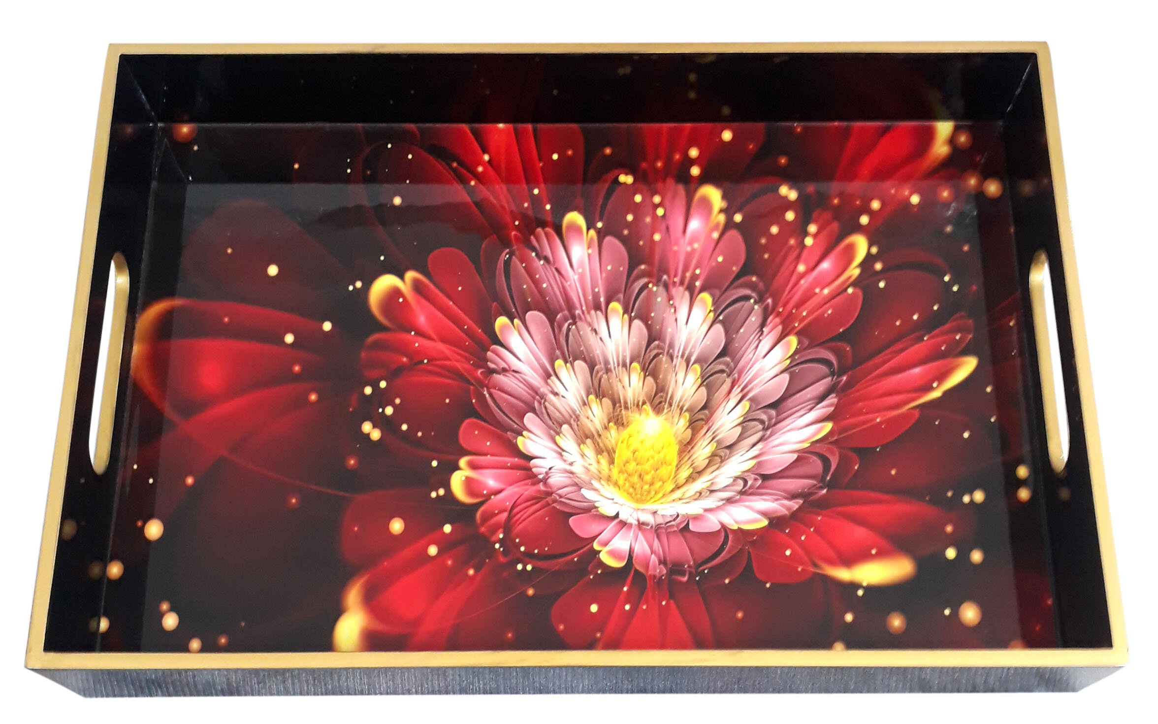 Rectg. Tray L size-Fractical Gold Flowers.jpg