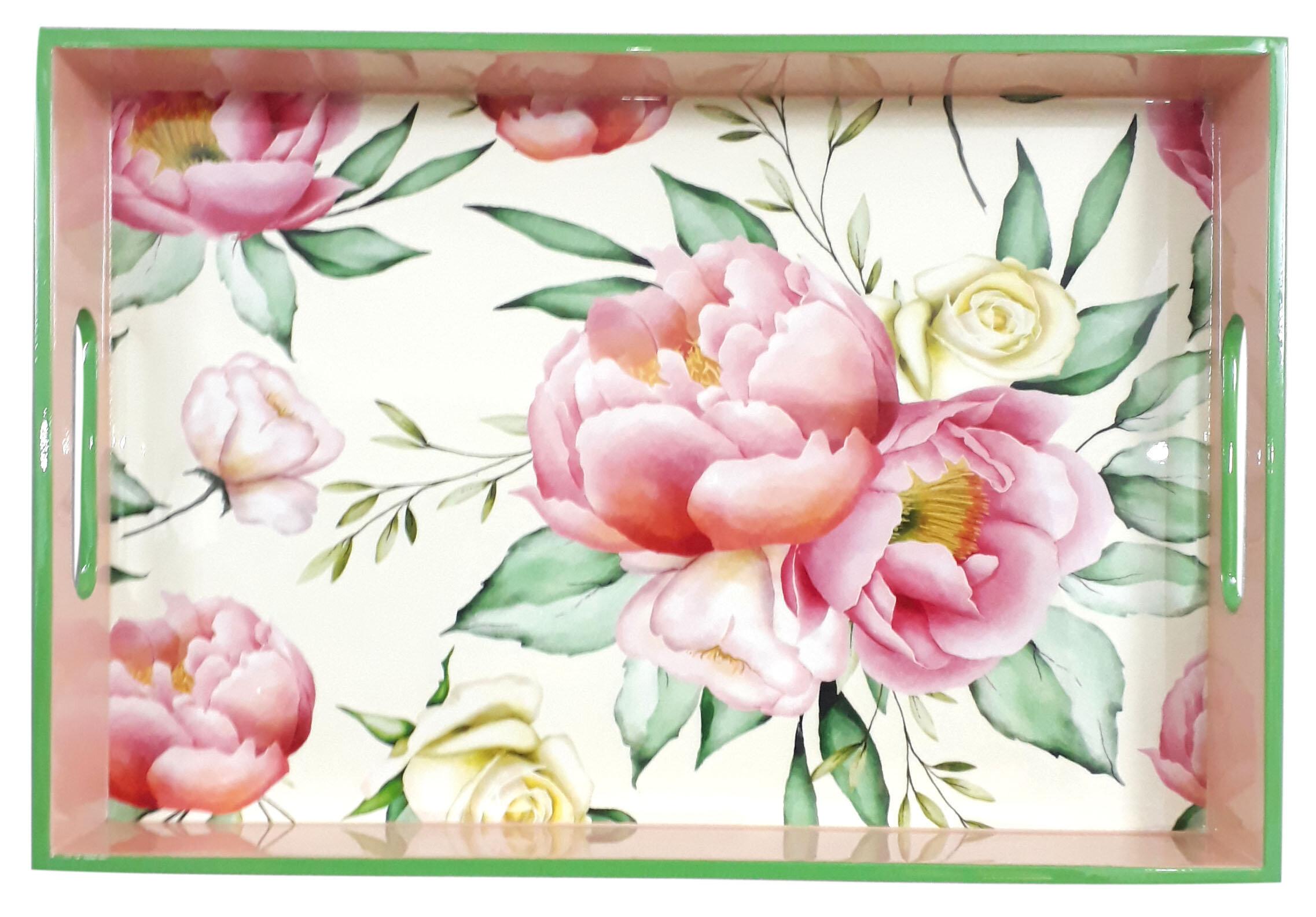 Rectg. Tray L size-Peony Flowers.jpg