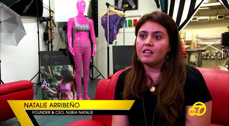 Natalie Arribeno - Vista LA