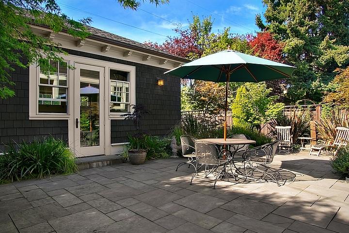 Outdoor Spaces -