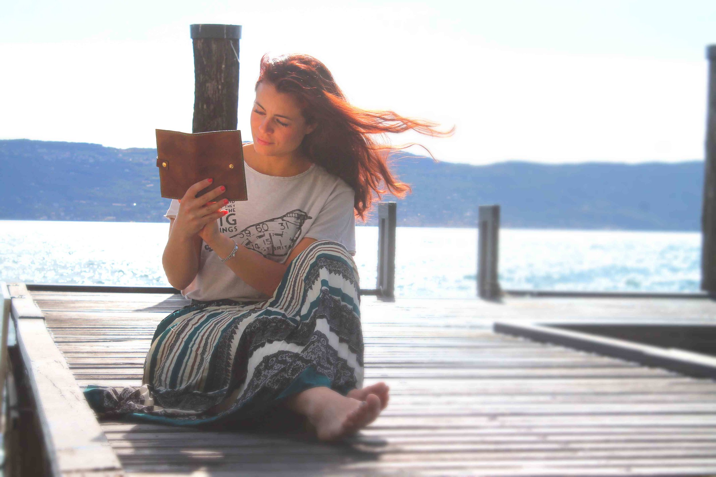Summer 6 #statusquoio #leather #cuoio #lake #notebook #wave.jpg