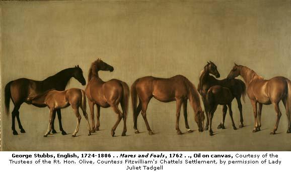 GeorgeStubbsMaresAndFoals