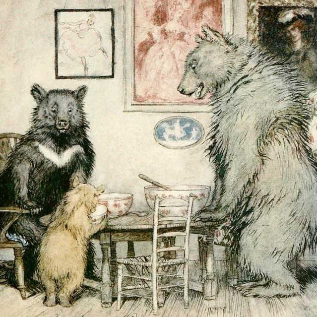 What Richard Dawkins could learn from Goldilocks and the Three Bears - 15 Sep 2017, Guardian Books by Meg Rosoff