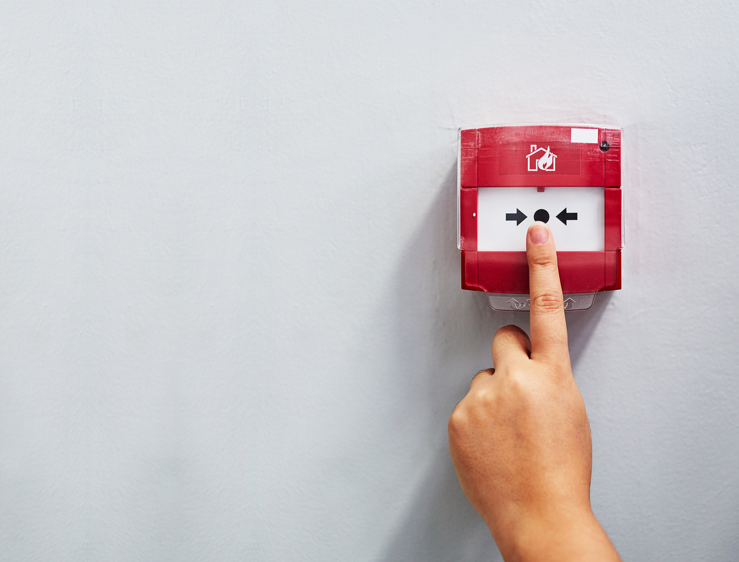 Wireless & Wired Fire Alarm System Installation