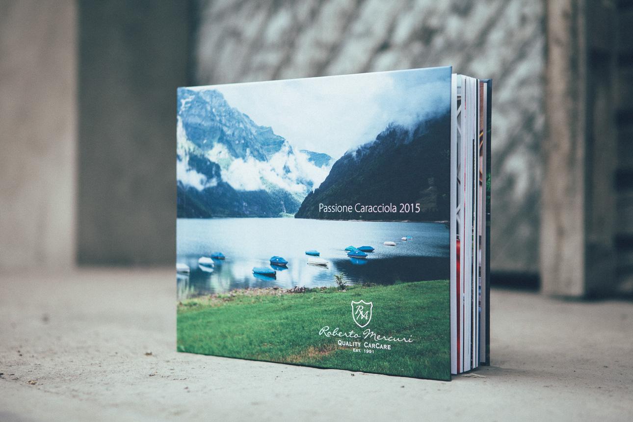 202/365 Passione Caracciola Book
