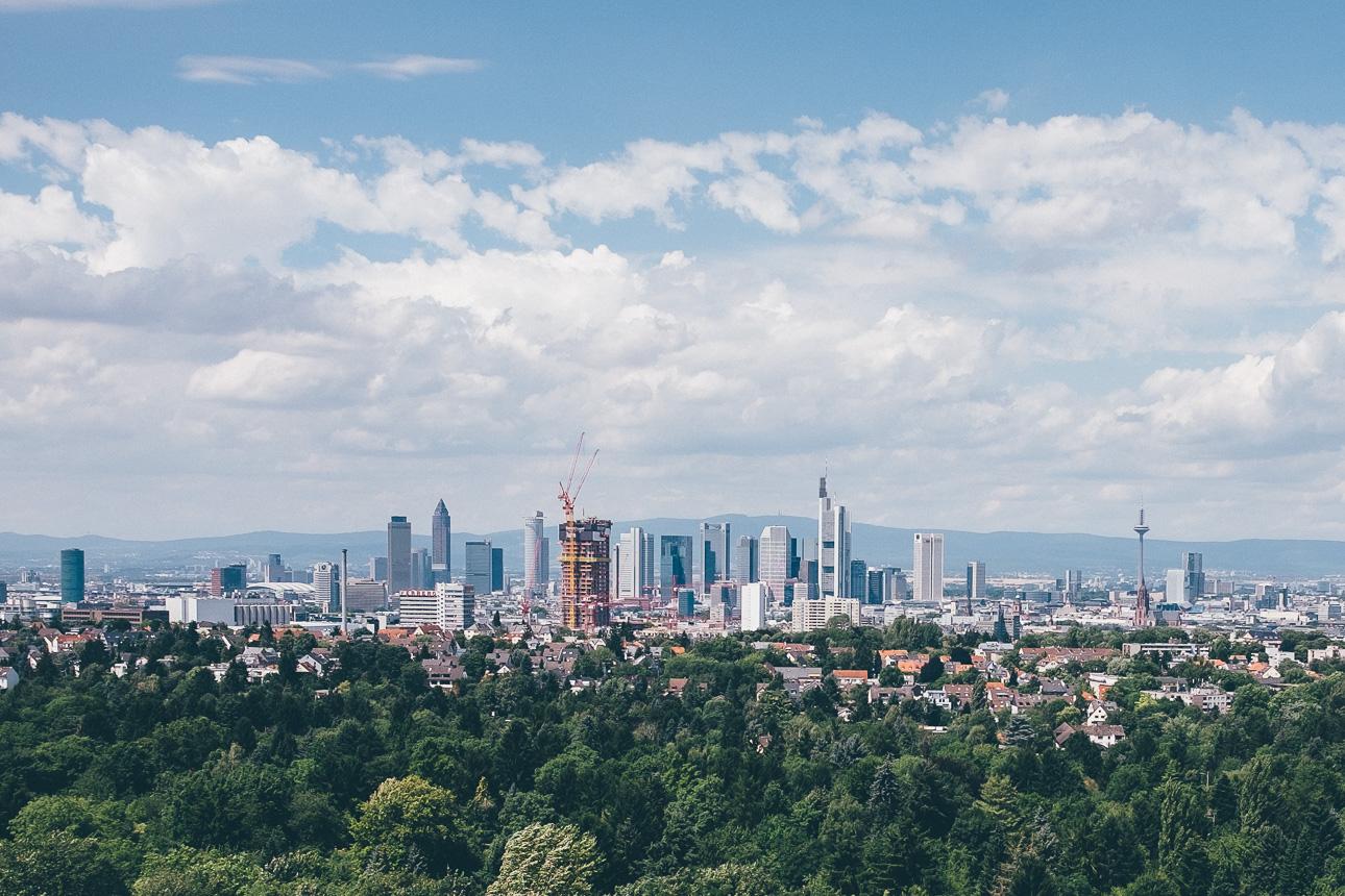 200/365 Frankfurt Skyline