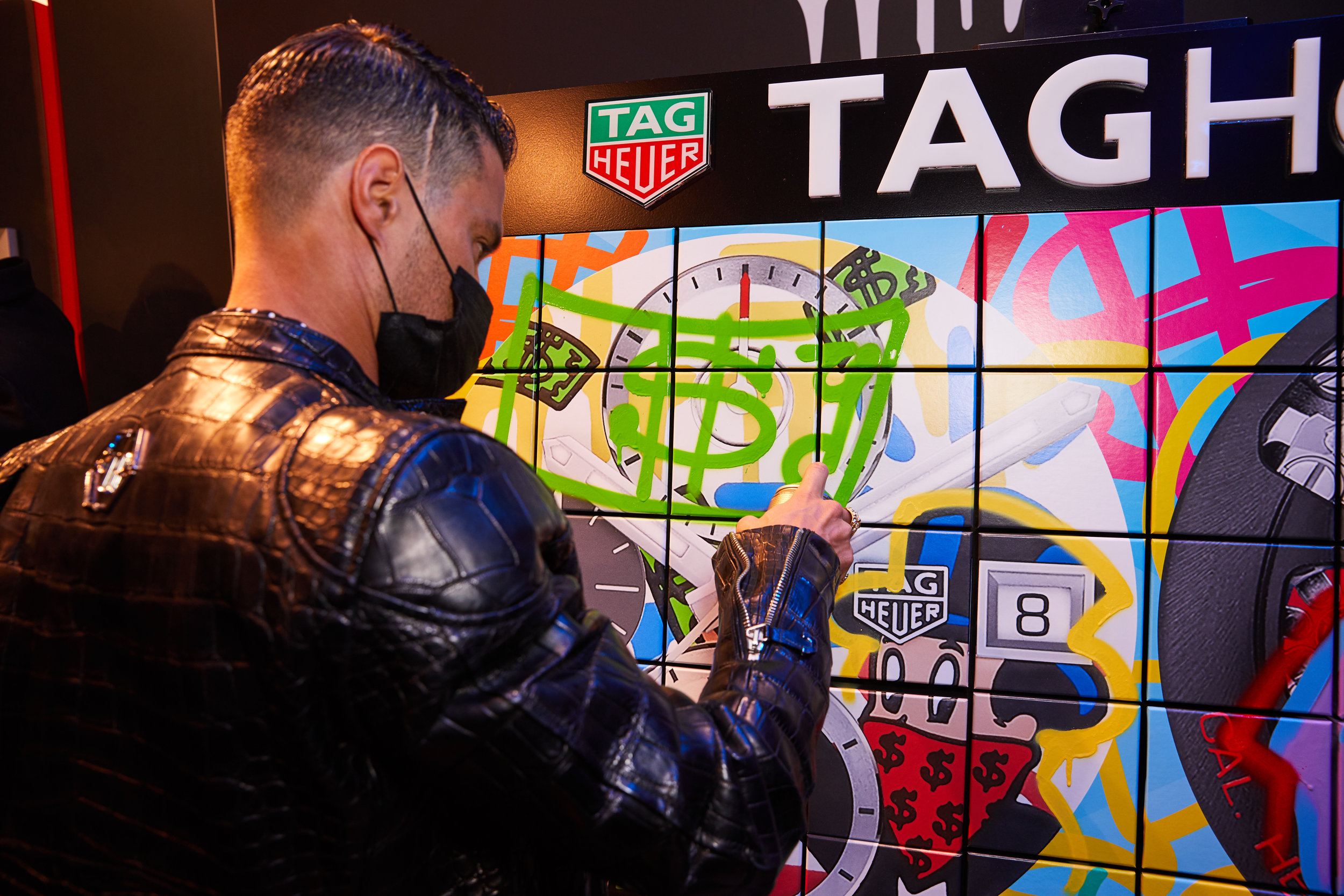 Alec Monopoly create a live painting customization across 50 watch boxes.jpg