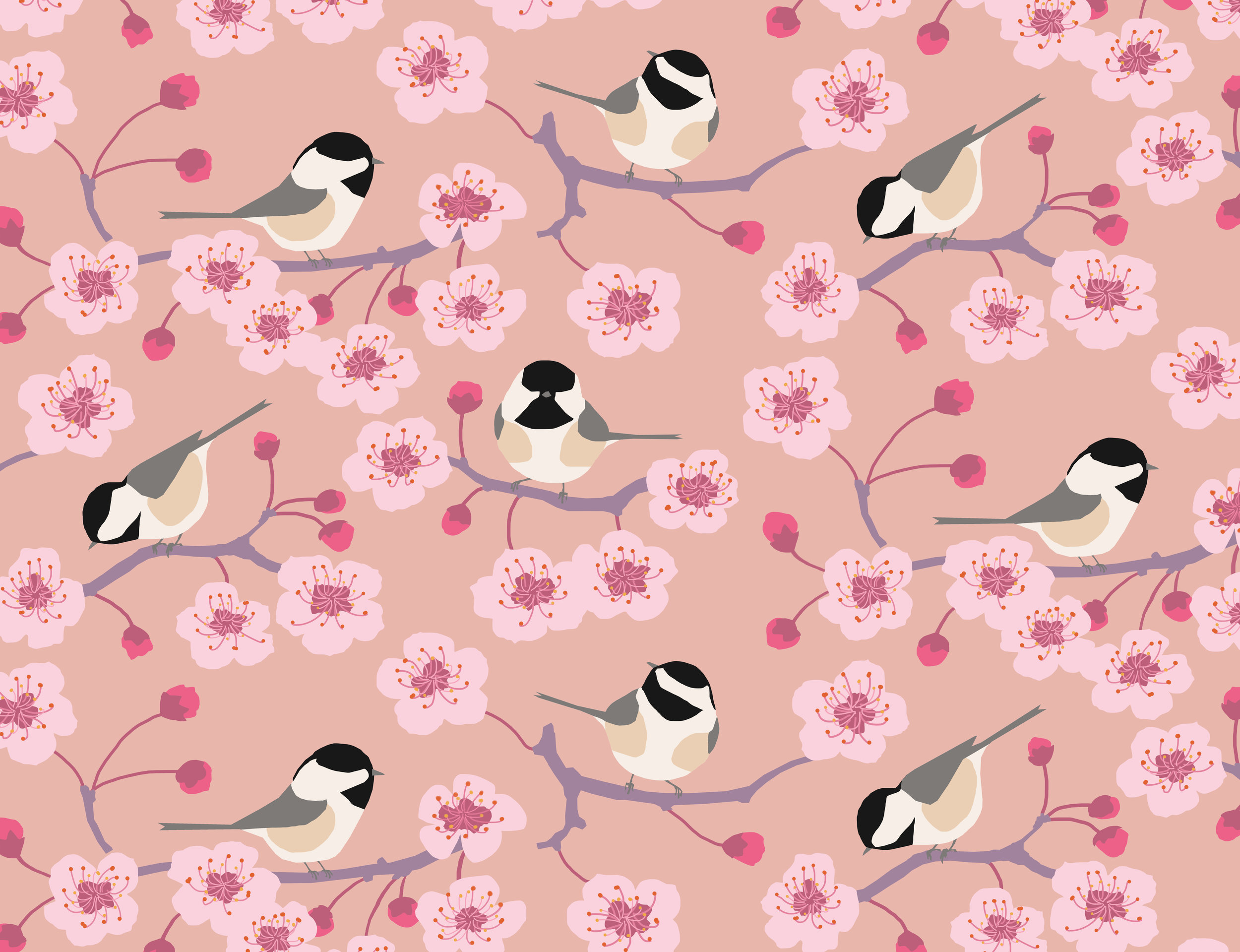 Cherry Blossom Chicadees_print.jpg