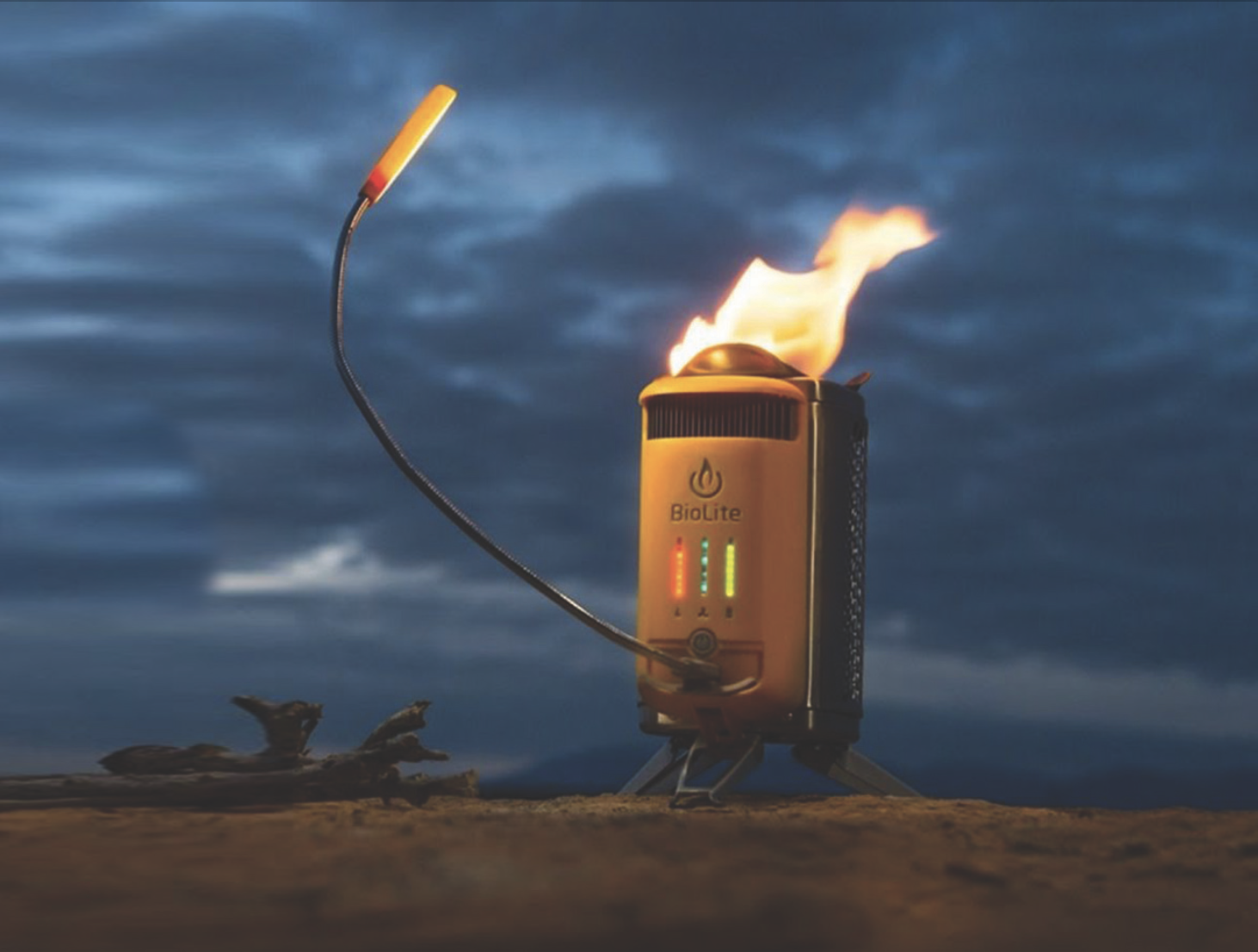 BioLite CampStove 2 - If you're planning to go camping on the beaches in Tarifa or exploring the vast landscapes Andalucia, the award-winning BioLite CampStove 2 is a handy gadget to take with you. This wood burning camp stove creates a smokeless fire that can cook meals and boil water in minutes, while turning its heat into useable electricity – how cool is that! So, while your foods cooking, you can be charging your phone or laptop using electricity that's been converted from the fire.The CampStove 2 can generate 5V power through its USB output and it burns any renewable sources of wood like sticks and twigs. The CampStove is easy to use and comes with integrated battery and LED dashboard so you can set the fan speed and get real-time feedback on fire-strength. https://amzn.to/2Y2E8dw