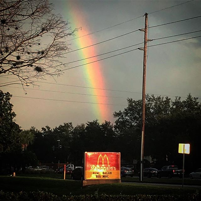 Pot of Golden Arches? #citybeautiful