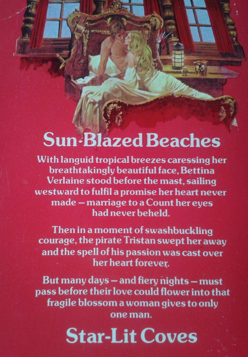 Perhaps you will begin the day on a Sun-Blazed Beach with your Colada in a glass. But by the time you reach a star-lit cove, cereal bowl fer sure.