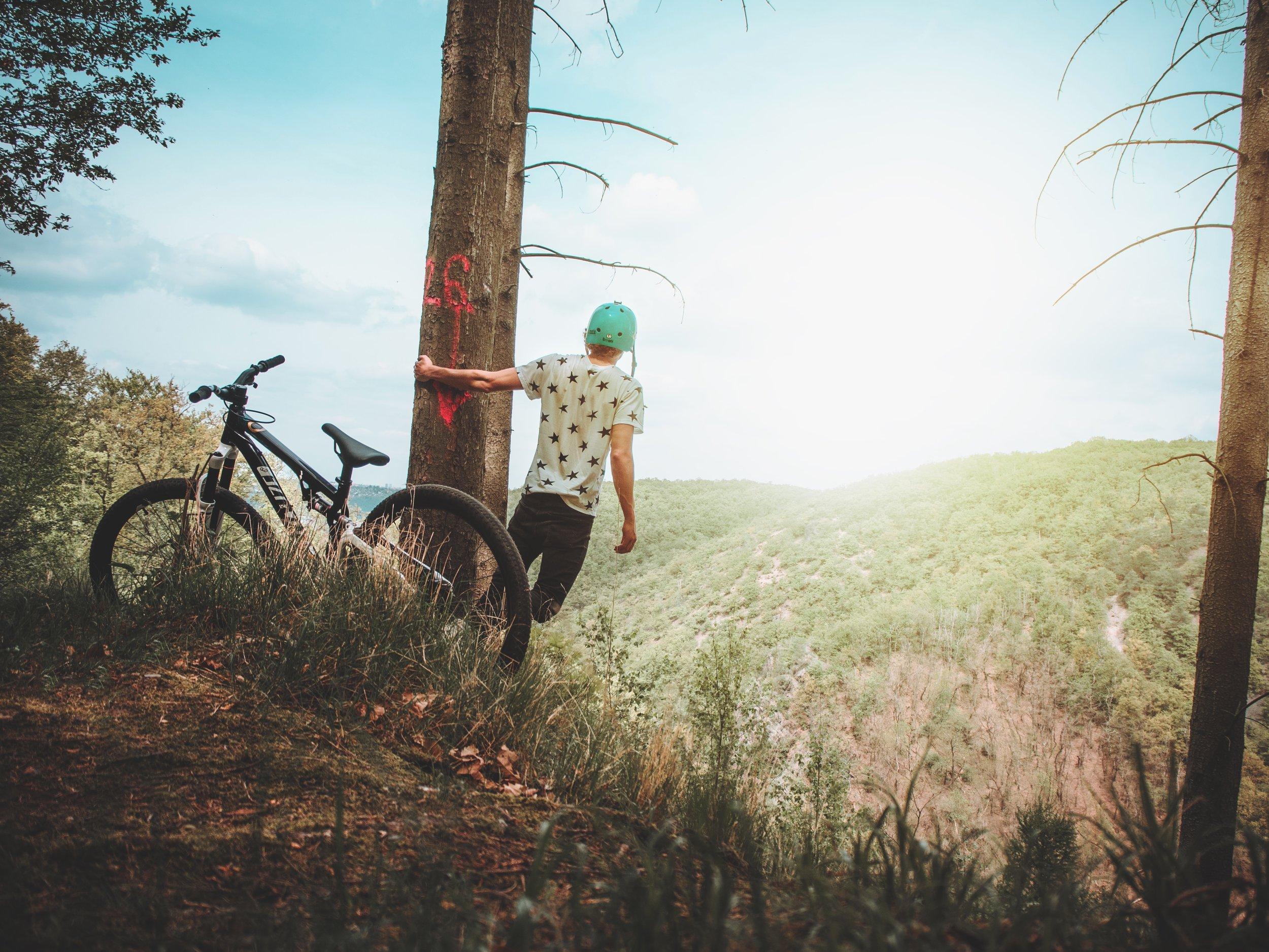 RUTAS BTT - Te ofrecemos para descubrir los paisajes de nuestra comarca. ¡Esperamos que os gusten!.