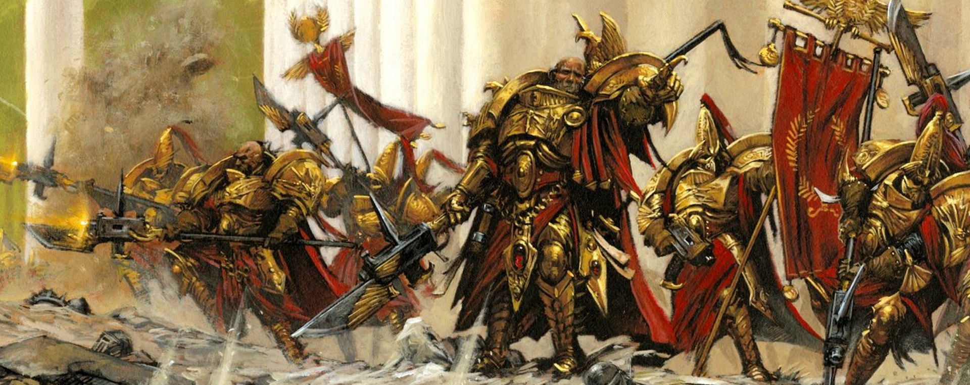 7th - Erik TOk: 91.82 - Adeptus Custodes - Beast Coast