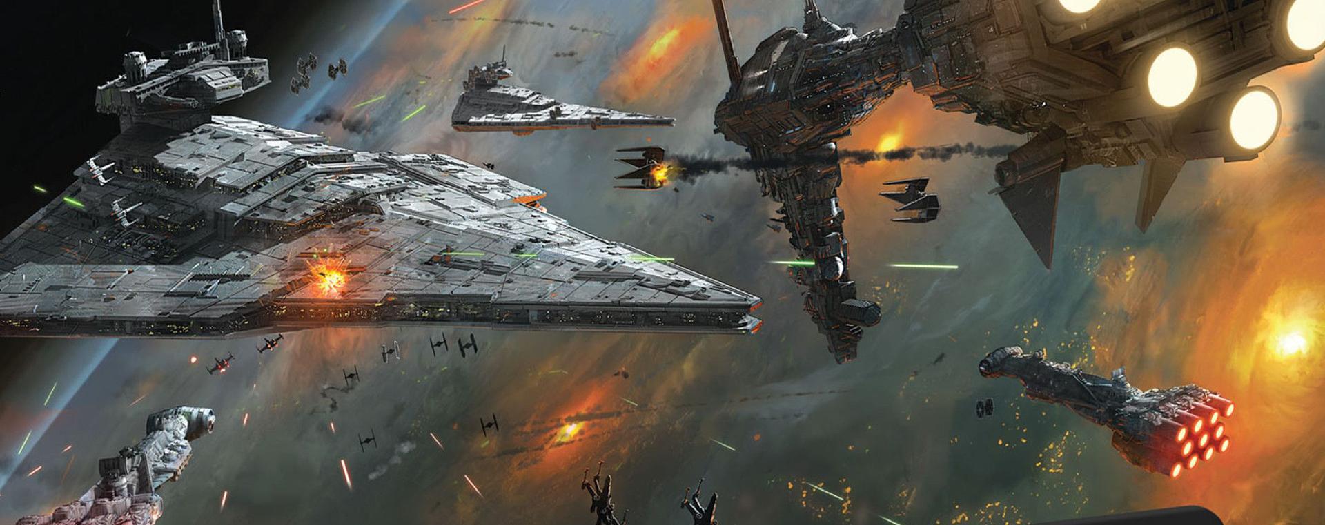 Star wars armada -