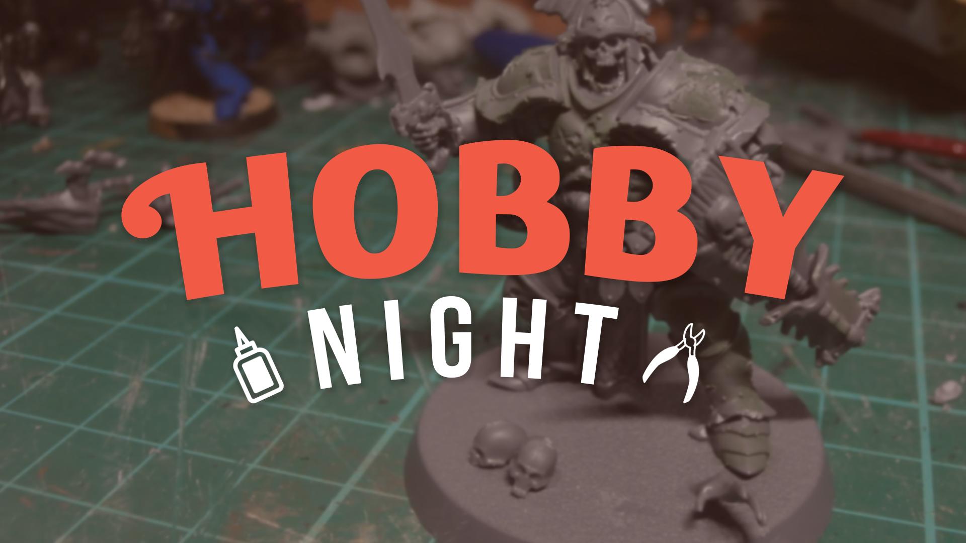 Hobby Night -