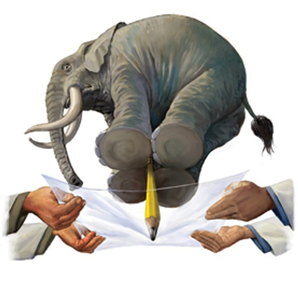 Illustration by Matt Collins for Scientific American