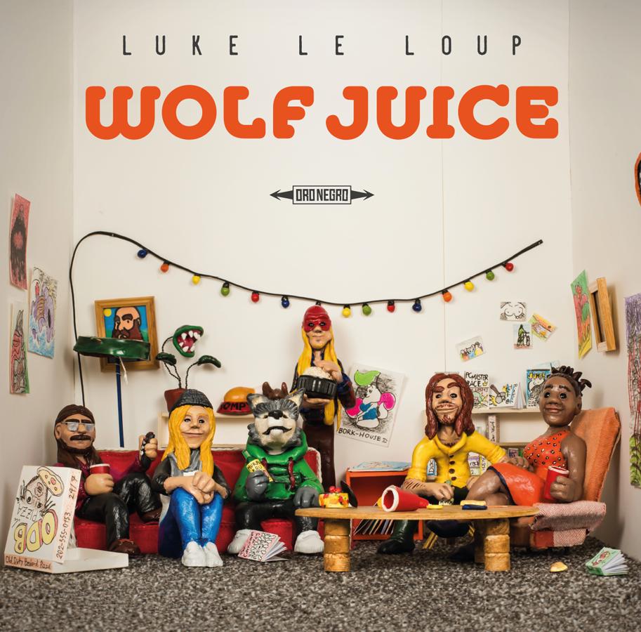 LP Luke Le Loup - Wolf Juice
