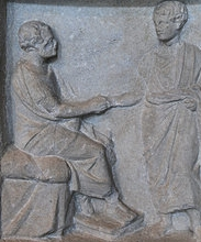 Ancient Greek father and son: Child psychotherapy aims to restore the parent-child relationship