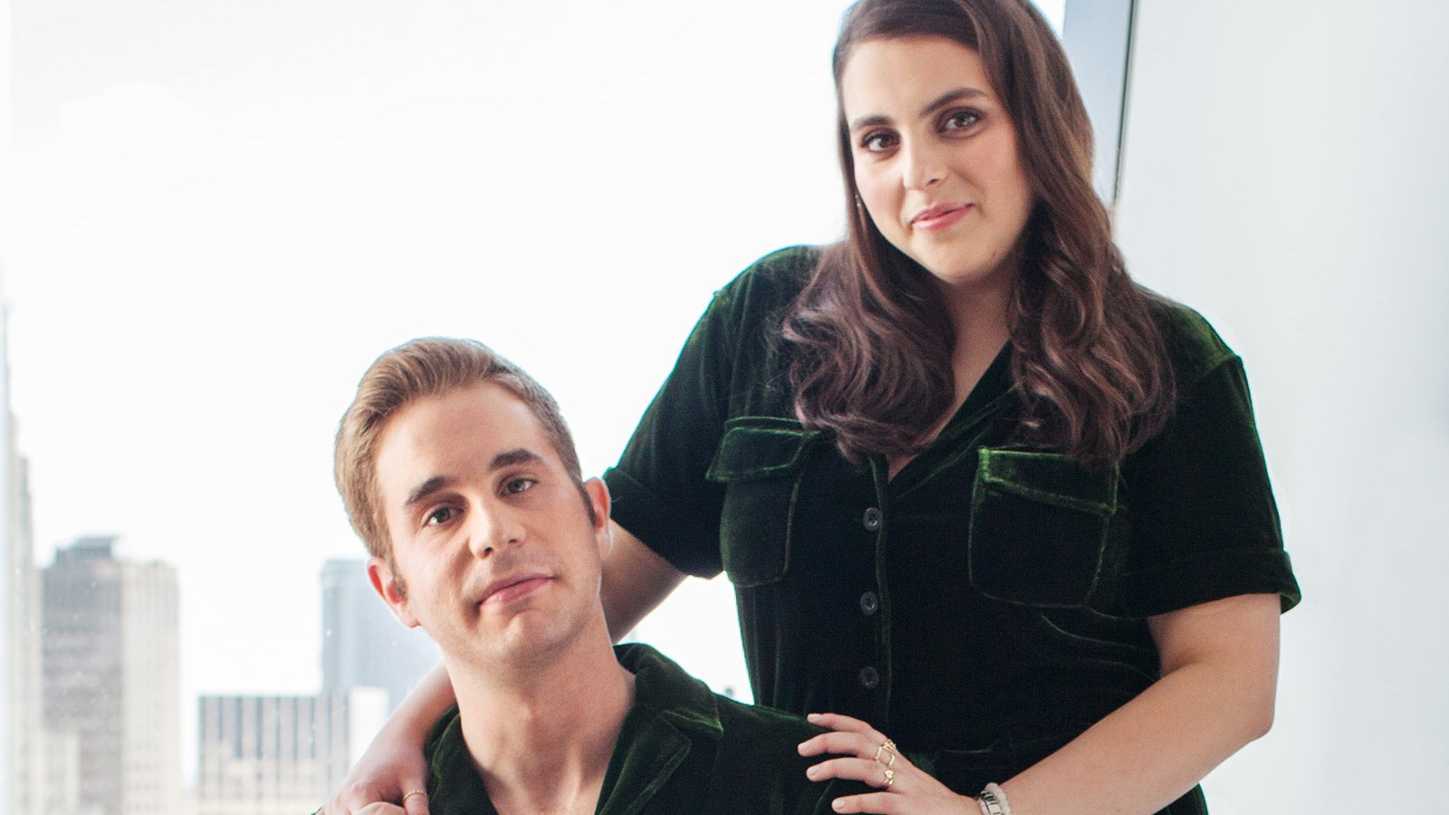 "VanityFair.com |Nov. 2017 - Ben Platt and Beanie Feldstein, the High-School ""Soul Mates"" Who Made It to Broadway Together"