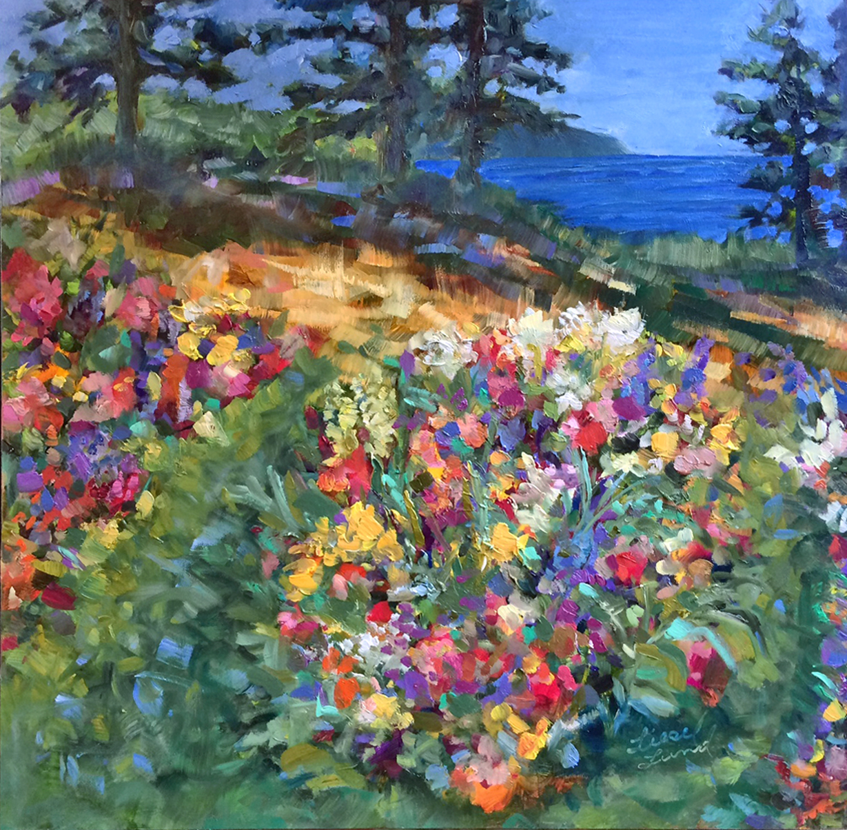 Joyful Vista-plein air, garden & water view.jpg