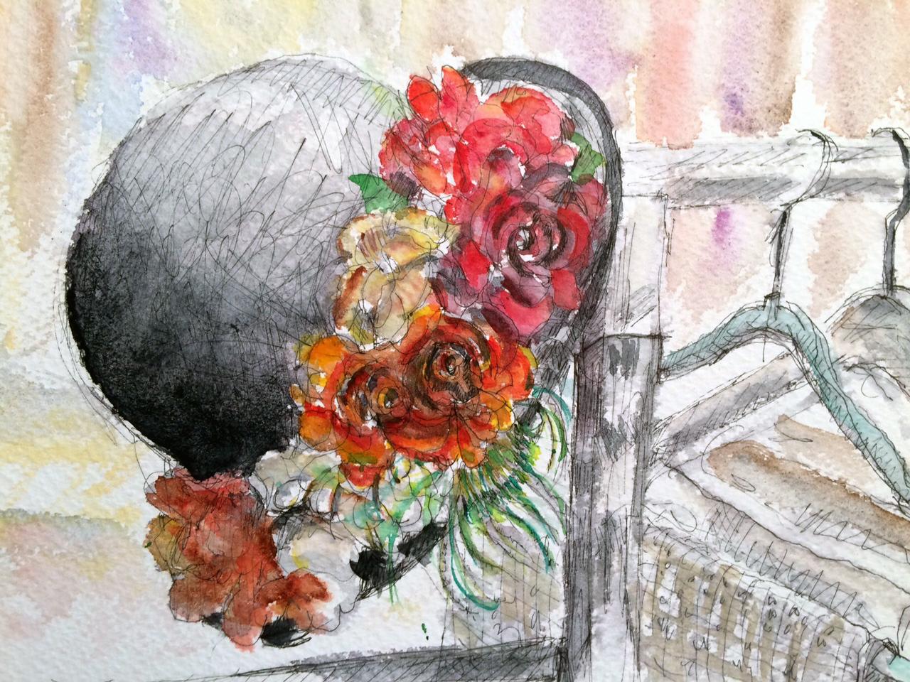 class watercolor sketching hat.jpg
