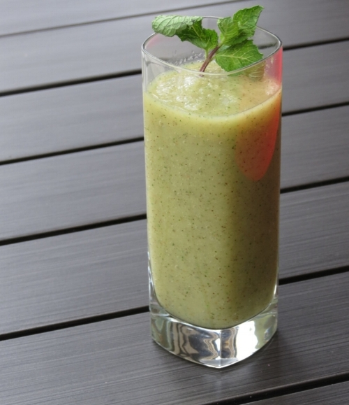 Kiwi-Apple-Mint - Smoothies