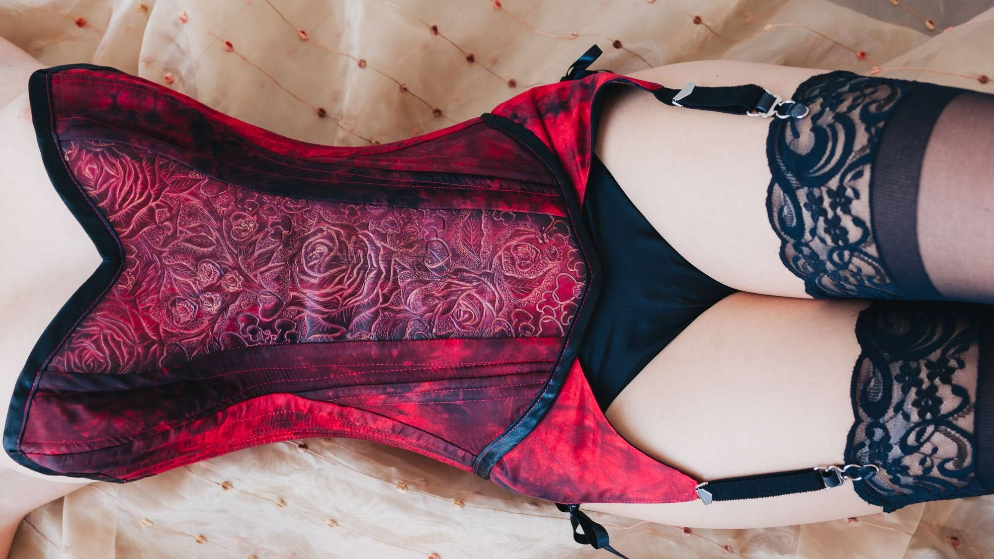 Chiarra Marie - Bespoke Corsetry and lingerie