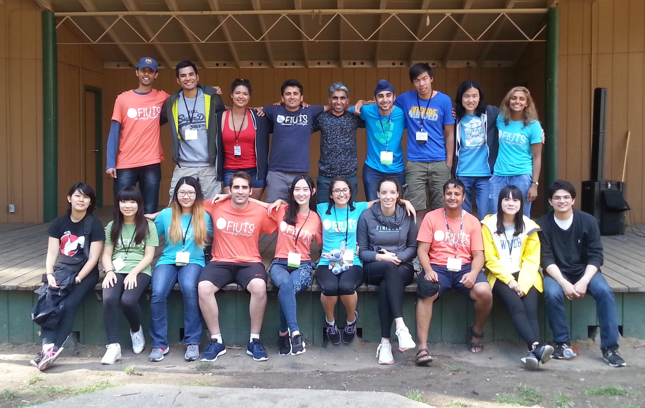 Camp Facilitators