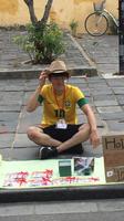 Tomoi - Hometown: Tokyo, JapanMajor: International business and Global Japanese StudiesYear: Junior