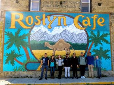 FIUTS Education Programs excursion to Roslyn, WA