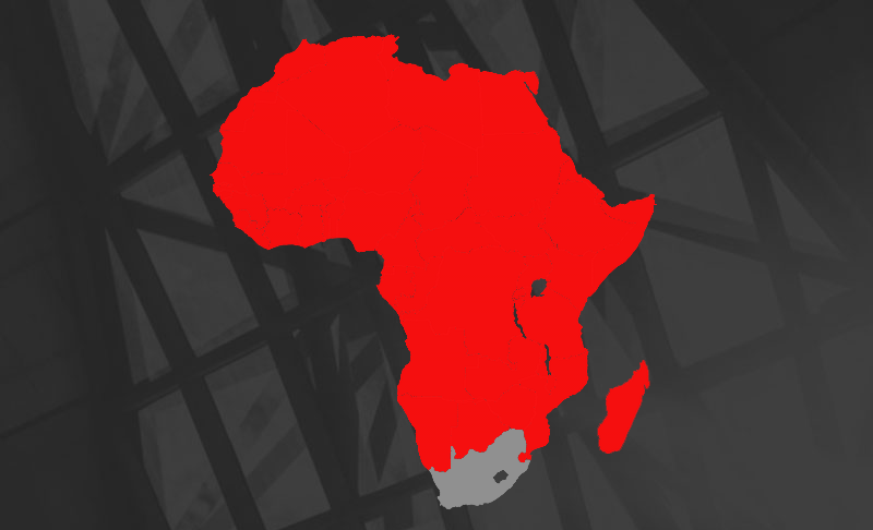 Rest of Africa -
