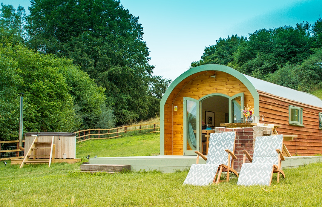 Welcome to Hidden Wood - Unique Glamping near Longleat