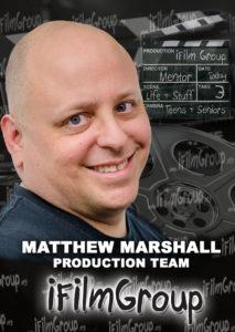 Matthew Marshall- director