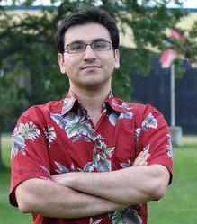 photo of Reza Khazaee